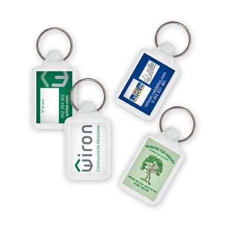 Porte-clés Connexion