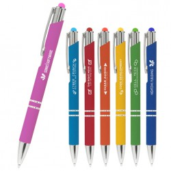 Stylo bille Bing Soft Touch Stylet